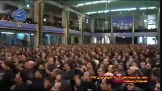عزاداری هیئت شیخداد یزد در روز تاسوعا|بخش اول|مسجد روضه محمدیه(حظیره)یزد|محرم 1397