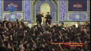 عزاداری هیئت شیخداد یزد در روز تاسوعا|بخش دوم|مسجد روضه محمدیه(حظیره)یزد|محرم 1397