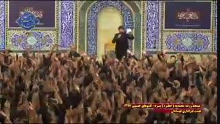 عزاداری هیئت فهادان یزد در روز تاسوعا|بخش اول|مسجد روضه محمدیه(حظیره)یزد|محرم 1397