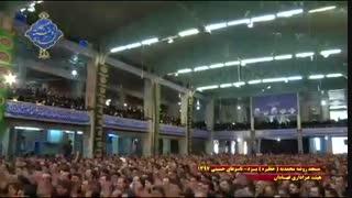 عزاداری هیئت فهادان یزد در روز تاسوعا|بخش سوم|مسجد روضه محمدیه(حظیره)یزد|محرم 1397