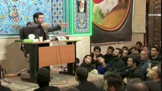 سخنرانی استاد رائفی پور « ظرفیت های تمدن سازی عاشورا » جلسه دهم / جنبش مصاف