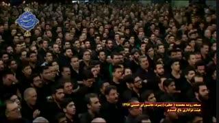 عزاداری هیئت باغ گندم یزد در روز عاشورا|بخش سوم|مسجد روضه محمدیه(حظیره)یزد|محرم 1397