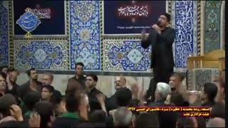 عزاداری هیئت بعثت یزد در روز عاشورا|بخش دوم|مسجد روضه محمدیه(حظیره)یزد|محرم 1397