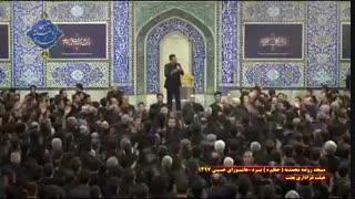 عزاداری هیئت بعثت یزد در روز عاشورا|بخش سوم|مسجد روضه محمدیه(حظیره)یزد|محرم 1397