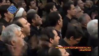 عزاداری هیئت بعثت یزد در روز عاشورا|بخش ششم|مسجد روضه محمدیه(حظیره)یزد|محرم 1397