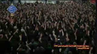 عزاداری هیئت بعثت یزد در روز عاشورا|بخش آخر|مسجد روضه محمدیه(حظیره)یزد|محرم 1397