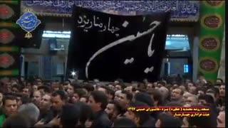 عزاداری هیئت چهارمنار یزد در روز عاشورا|بخش اول|مسجد روضه محمدیه(حظیره)یزد|محرم 1397