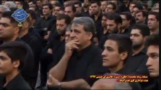عزاداری هیئت کوی نصرآباد یزد در روز عاشورا|بخش سوم|مسجد روضه محمدیه(حظیره)یزد|محرم 1397