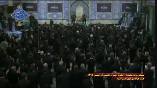 عزاداری هیئت کوی نصرآباد یزد در روز عاشورا|بخش چهارم|مسجد روضه محمدیه(حظیره)یزد|محرم 1397
