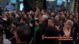 عزاداری هیئت کوی نصرآباد یزد در روز عاشورا|بخش پنجم|مسجد روضه محمدیه(حظیره)یزد|محرم 1397