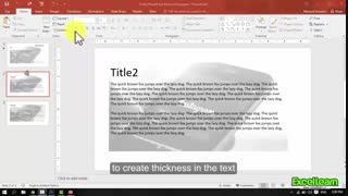 Shortcut keys msPowerpoint_part4