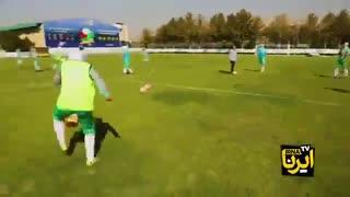 گزارش جالبی از تیم ملی فوتبال زنان زیر ۱۹ سال ایران
