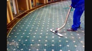 جاروبرقی صنعتی - جاروبرقی قدرتمند برای نظافت سالن های همایش