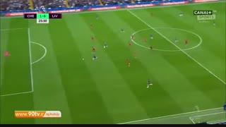 خلاصه لیگ برتر: چلسی ۱-۱ لیورپول (سوپرگل استوریج)