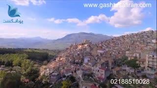 سفری به سیسیل ایتالیا