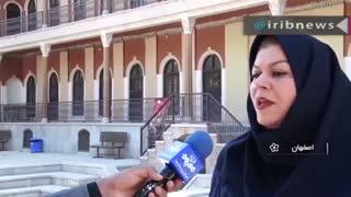 اصفهان، بهشت فراموش شده گردشگران لهستانی