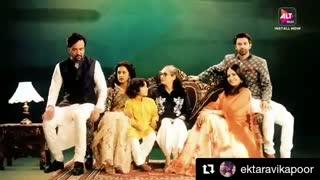 تیزری از سریال هندی با بازی بارون