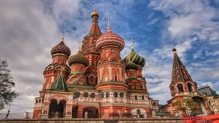 نگاهی کلی به روسیه