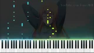 پیانوی انیمه گرند بلو موزیک  باد جوانی