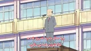 انیمه کمدی Nichijou زندگی عادی من قسمت 1 (زیرنویس فارسی)