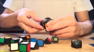 اجزای درونی و نحوه کار مکعب روبیک پرینت سه بعدی شده