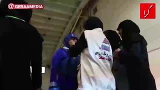 گزارشی از هفته اول و دوم رقابتهای هفته اول و دوم لیگ ووشو زنان ایران