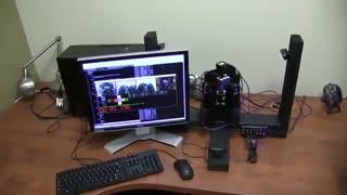سریع ترین ربات مکعب روبیک پرینت سه بعدی شده با رکورد رسمی 0.009 ثانیه