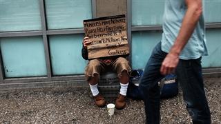 روزهای بیخانمانی در نیویورک