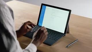 ویدئوی معرفی تبلتهای جدید مایکروسافت Surface Pro 6