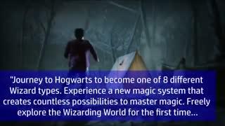 ویدیوی لو رفته از نسخه جدید بازی Harry Potter