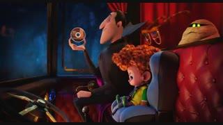 انیمیشن هتل ترانسیلوانیا 2 با دوبله فارسی