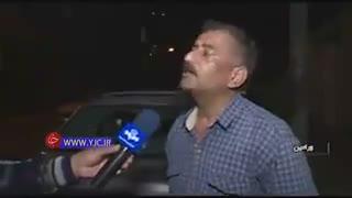 حمله اراذل با پتک و قمه به خودروهای مردم