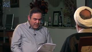 گفتگوی حسین دهباشی با حجتالاسلام احمد منتظری