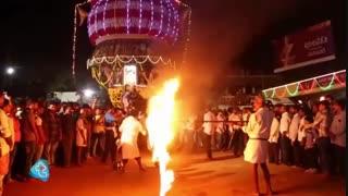 جنگ هندیها با آتش