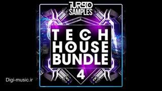 دانلود پکیج لوپ سمپل Turbo Samples Tech House Bundle 4 WAV MiDi