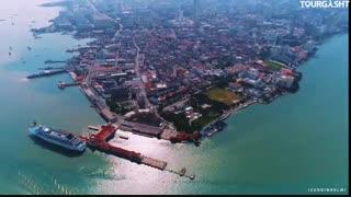 پنانگ، جزیره ای خارق العاده در مالزی