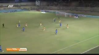 خلاصه و حواشی جام حذفی، نفت مسجدسلیمان 0-1 استقلال