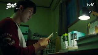 قسمت اول سریال کره ای  روح بیا بجنگیم  2016 Lets Fight Ghost با بازی تکیون(2PM) کیم ساهیان + زیرنویس فارسی [مبارزه با ارواح]