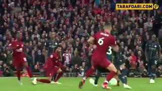 حواشی بازی لیورپول و منچسترسیتی (لیگ برتر انگلیس 2018/19)