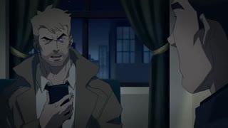 تریلر انیمیشن Constantine: City of Demons 2018