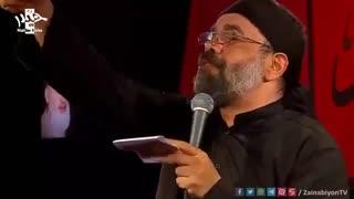 به اذن تو شمشیر میکشم (زمینه فوق العاده زیبا) حاج محمود کریمی