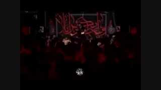 میزنه به قلب لشکر عالیجناب-حاج حسین سیب سرخی  نوحه شب هشتم محرم 97