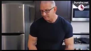 آموزش تهیه غذای رژیمی برای تناسب اندام