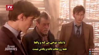 با سریال دکتر هو طولانی ترین سریال تاریخ بریتانیا بیشتر آشنا شوید! (بخش اول-دوره مدرن سریال)