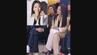 نفس بی نام(پارک شین هه)در مراسم فشن شو امروز سئول 2018 FULL HD کمیاب ویدیو کامل