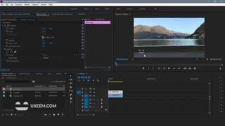 قرار دادن واترمارک روی ویدیو در پریمیر