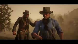 لانچ تریلر Red Dead Redemption 2