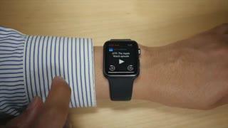 فورس کوییت کردن یک اپلیکیشن در اپل واچ