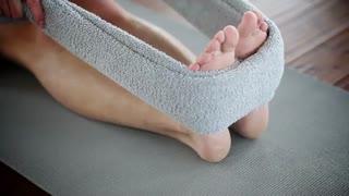 تقویت مچ پا جهت جلوگیری از پیچ خوردگی های مکرر