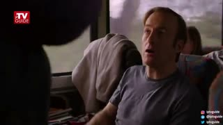 توضیح یک سکانس درخشان از سریال «بهتره با سال تماس بگیری» توسط پیتر گلد